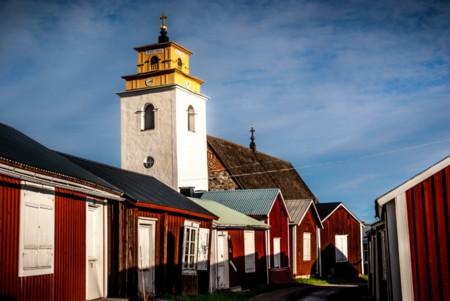 Gammelstad y los pueblos-iglesia de Suecia