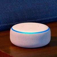 El Echo Dot de 3º generación vuelve a estar a precio mínimo en Amazon: el altavoz con Alexa más básico ahora sólo cuesta 19,99 euros