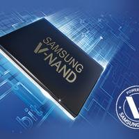 Las futuras memorias de Samsung para móviles: más capacidad, velocidad y menor consumo