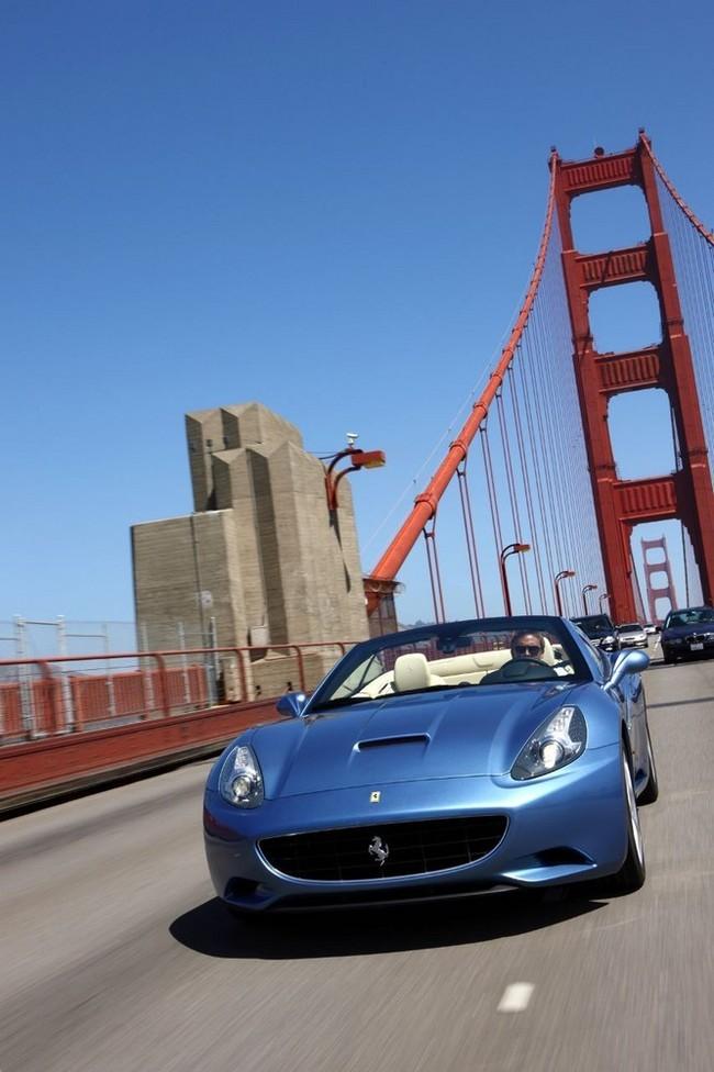 Foto de Ferrari California (48/50)