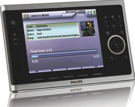 Philips Pronto TSU9800, mando universal
