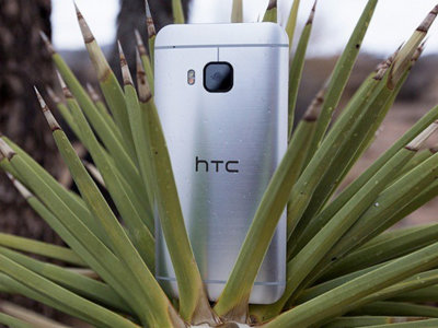 HTC One M9, su cámara recibe su primera actualización