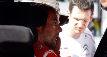 Sébastien Loeb hace oficial su renovación con Citroën dos años más
