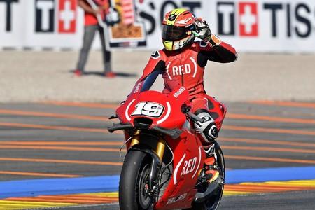 Alvaro Bautista Motogp 2016 Gp Valencia