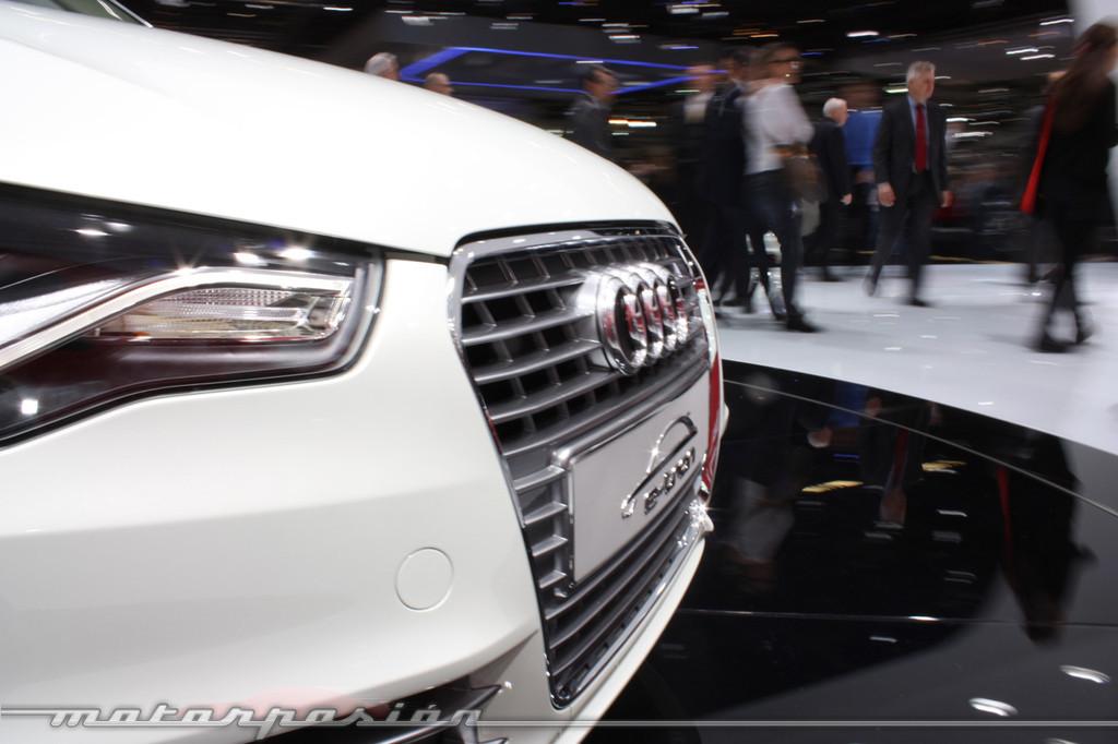 Foto de Audi A1 y A8 híbridos en el Salón de Ginebra (17/18)