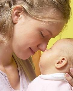 El olfato de la madre
