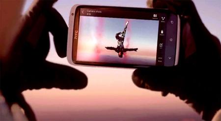 Fotografiando a velocidad terminal con el nuevo HTC One X