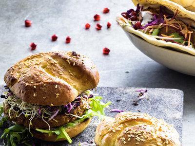 Suiza empieza a vender hamburguesas de insectos en el supermercado. ¿Llegarán a España?