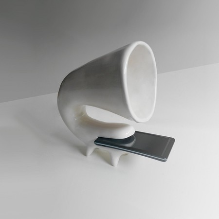 Altavoz cerámica