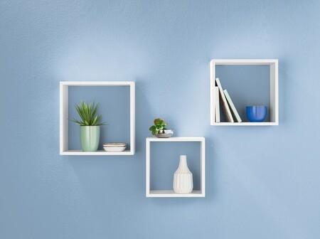 Estanterías por 9,99 euros,  escritorios rebajados y alfombras con un 25% de descuento: ofertas de hogar en Lidl precio de Ikea