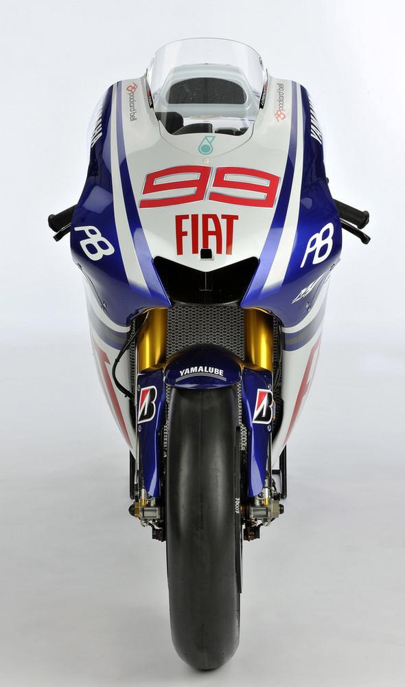 Foto de Presentación del equipo Fiat Yamaha 2010 (1/12)