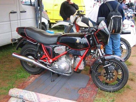 Hesketh Motorcycles, una marca minoritaria prácticamente desconocida