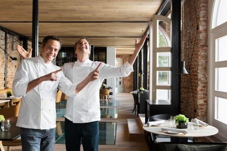 Así es el restaurante Dos Cielos Madrid de los hermanos Torres: alta cocina con los pies en el suelo