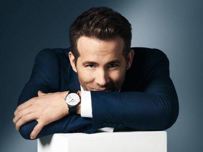 Piaget presume de nuevo embajador y Ryan Reynolds de su nuevo reloj Altiplano