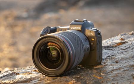 Canon EOS Ra, nueva cámara sin espejo de formato completo y con vídeo 4K diseñada para la fotografía astronómica