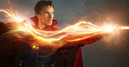 'Doctor Strange': el universo Marvel entra en la magia con la notable película protagonizada por Benedict Cumberbatch