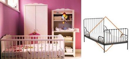 Catálogo ikea 2012 - novedades para niños - cunas y camas