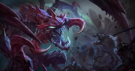 League of Legends presenta Cho'Gath Estrella Oscura y donará todo lo conseguido para obras benéficas