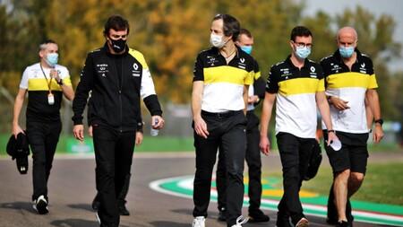 Alonso Imola F1 2020