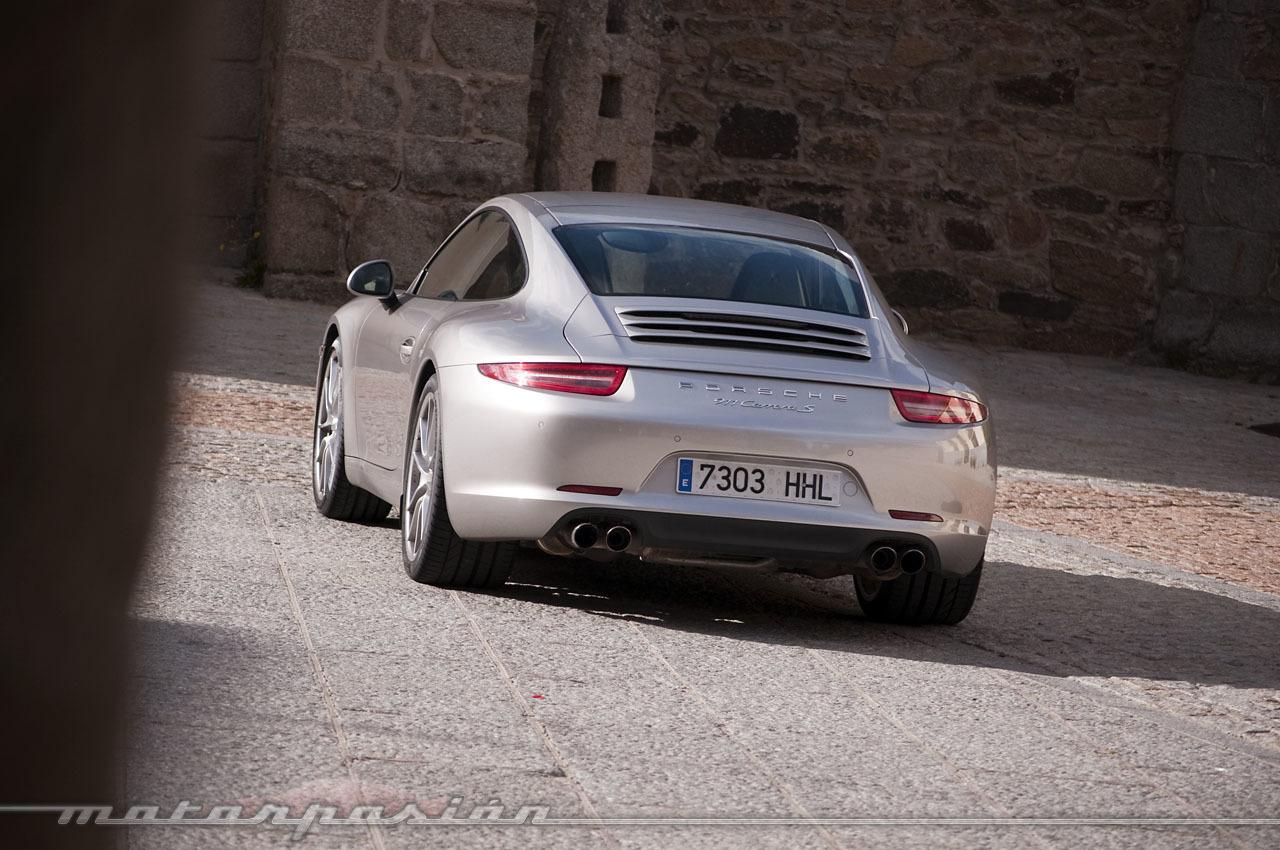 Foto de Porsche 911 Carrera S (prueba) (7/54)