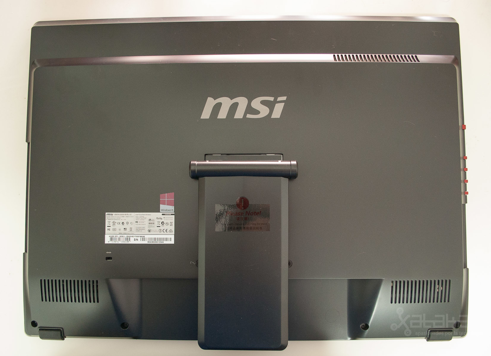 Foto de MSI AG220, análisis (4/14)