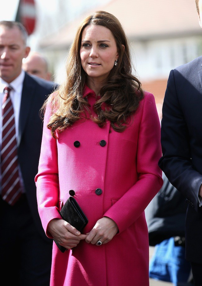 Kate Middleton Look Premama