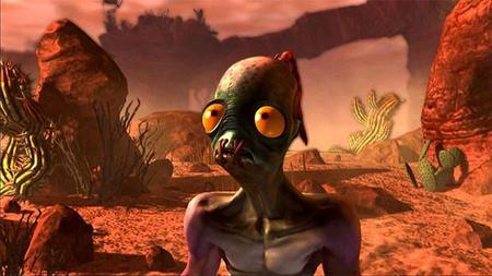 Sobredosis de imágenes de Oddworld: New 'n' Tasty
