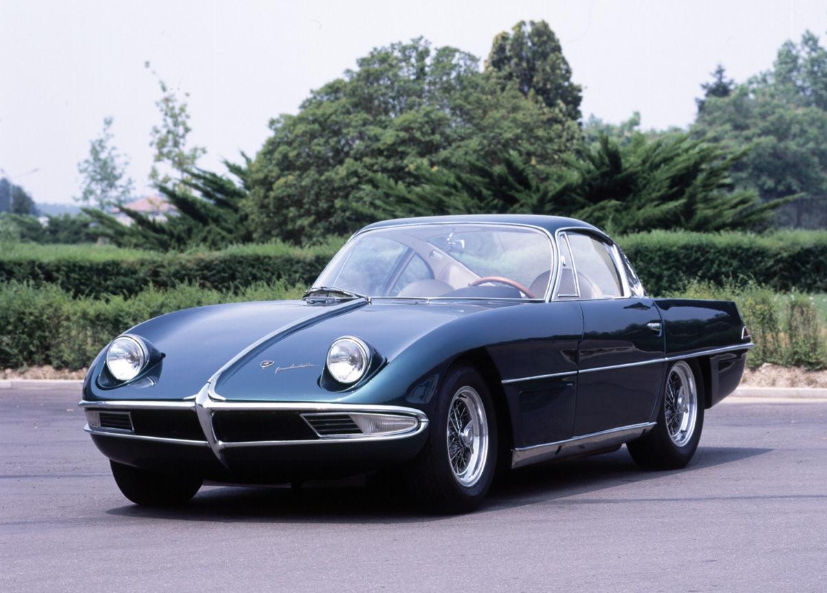 Lamborghini 350 Gtv 5 13