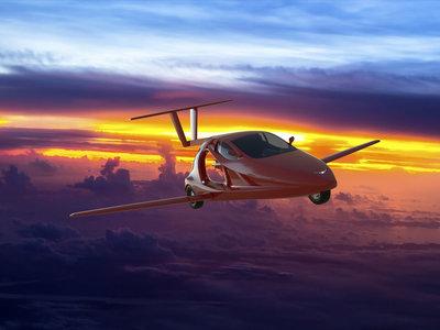 Este coche volador se llama Samson Switchblade y promete estar a la venta en 2018