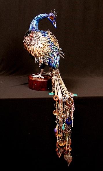 Foto de Peacocks de Laurel Roth (6/9)