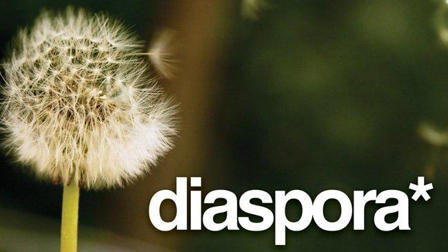 diaspora proyecto red social