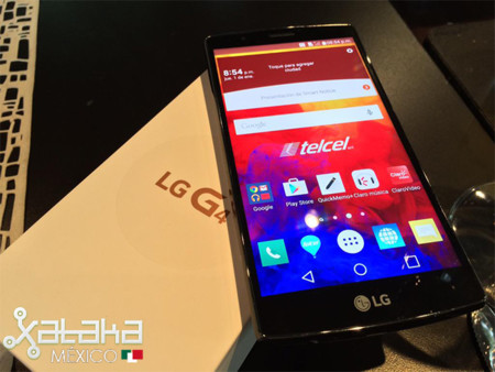 LG G4, precio y disponibilidad en México