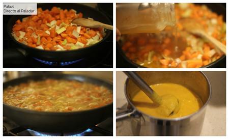 Crecy Zanahorias Pasos