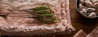 Manteles bonitos (y de rebajas) de El Corte Inglés, La Redoute y H&M Home para poner tus mesas de verano