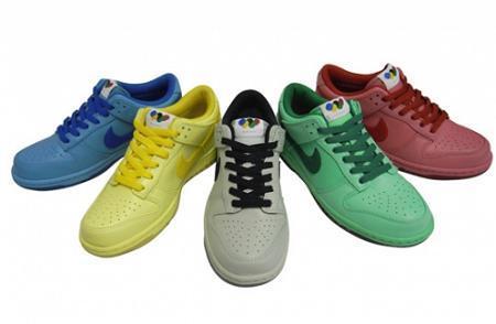 Pack olímpico de zapatillas Nike