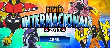 A conseguir esos Championship Points en el Desafío Internacional Pokémon de abril de 2017