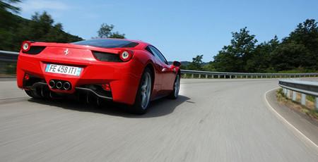 """El Ferrari 458 """"Scuderia"""" podría presentarse en Fráncfort"""