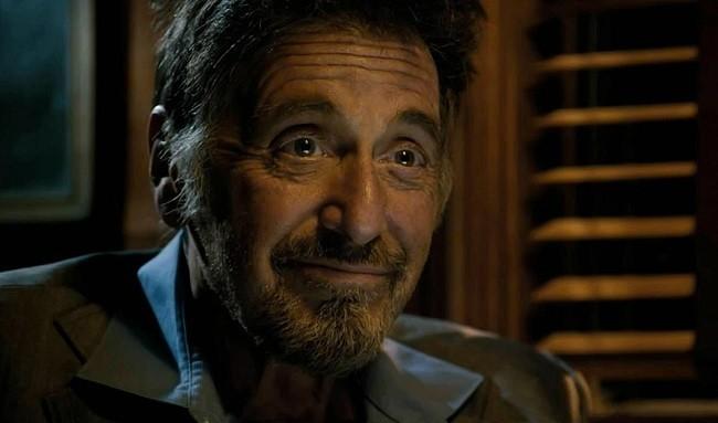 Al Pacino protagonizará 'Mangelhorn'
