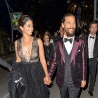 Matthew McConaughey y Camila Alves