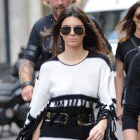 Las capas también son para el verano, Kendall Jenner dixit