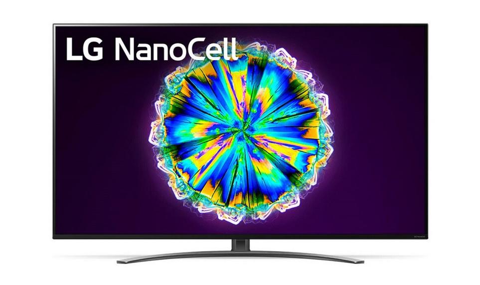 "TV LED 163,9 cm (65"") LG 65NANO866NA NanoCell 4K con Inteligencia Artificial, HDR Dolby Vision IQ y Smart TV"