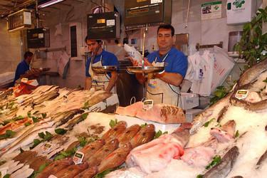 La pintarroja, el pez espada y los mejillones acumulan más metales, pero sin niveles alarmantes