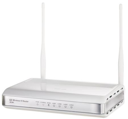 Asus RT-N11, crea hasta cuatro redes inalámbricas