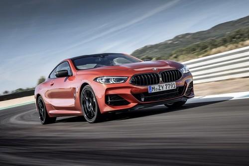 Mira cada detalle del nuevo BMW Serie 8 2019 con estas 100 imágenes