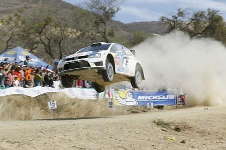 Las mejores imágenes del Rally de México