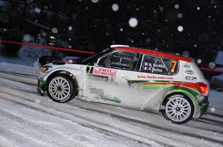 El Rally de Monte Carlo 2012 se disputará en cinco días