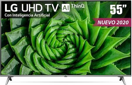 Pantalla LG 4K de oferta en Amazon México en el Buen Fin 2020