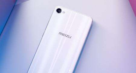 Meizu X Blanco
