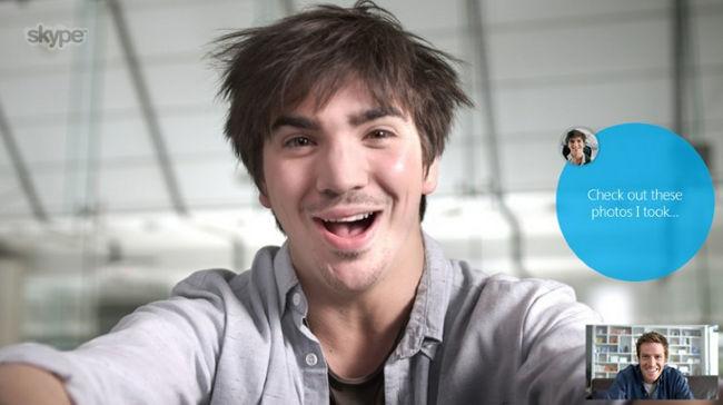 Skype 1.5 para Windows 8