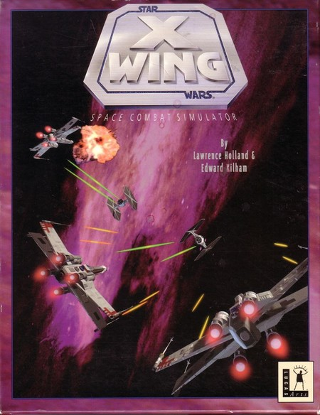 23380 Star Wars X Wing Dos Front Cover